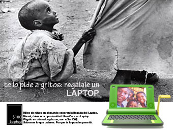 La meva interpretació dels Laptops a 100$...